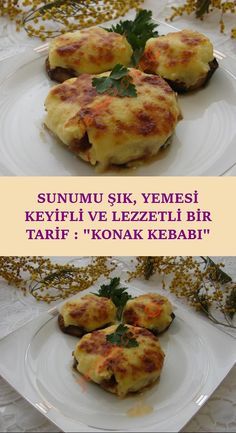 Turkish Recipes, Ethnic Recipes, Iftar, Food Preparation, Baked Potato, Feel Good, Pasta, Food And Drink, Dishes