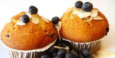 Vegane Muffins mit Blaubeeren und Mandeln - Deine Freundin ist Veganerin oder du ernährst dich selbst rein pflanzlich? Kein Grund, auf leckeres Weihnachtsgebäck zu verzichten. Die TK backt Blaubeer-Muffins für dich.