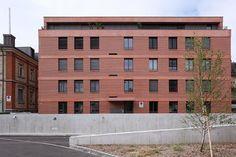 Wohn- Gewerbeüberbauung Pensionskasse PAWI in Winterthur - Peter Kunz Architektur