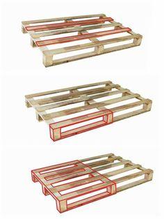 Best 25+ Pallet furniture instructions ideas on Pinterest ...