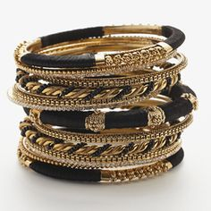 great set of bangles.