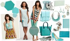 This season, there's one color that's worth a mint! Mint green has made its way back on the fashion scene & soon, you'll be in mint condition too! Whether it's the soft and subtle hue of Jordan Almond, or the blast of fierce freshness in the Thin Mint Jegging, one thing's for sure, this spring, your closet will want a hint of mint!    1.CAbi Chic Tank 2.CAbi Flip It Tee 3.CAbi New Pencil Skirt 4.CAbi Spot On Tunic 5.CAbi Thin Mint Jegging 6.Kitchenaid 7.IllBeCa 8.Chloe 9.Nicholas Kirkwood…
