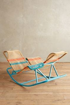 Dual Rocking Chair