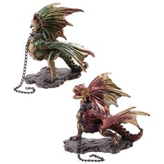 Chained Dark Legends Dragon Figurine Looking for something a bit different to give as a gift Then out gothic fantasy range might be just up your