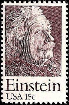 1979 15c Albert Einstein, Physicist Scott 1774 Mint F/VF NH  www.saratogatrading.com