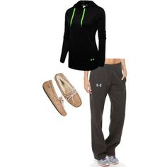 A perfect lazy day outfit