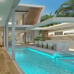 Beautiful design 😍 mansions Tune in to Beautiful Design hgtv modernmansions Tune is part of Modern mansion - Villa Design, Design Design, Design Ideas, Beautiful Houses Inside, Beautiful Homes, Beautiful Beautiful, House Beautiful, Dream Home Design, Modern House Design