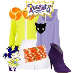 """""""NickStyle: Kimi Finster"""" by duckiemuldoon on Polyvore"""