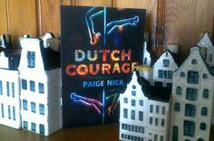 """@KarinaMSzczurek: """"#DutchCourage in the Bolsgracht in my kitchen"""""""
