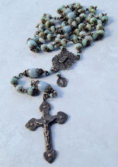 All Beautiful Catholic Beads: Old World Rosary