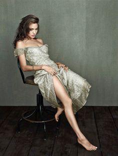 Angelina Relaxes