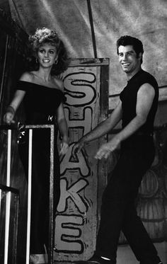 GREASE. Love this movie!!!