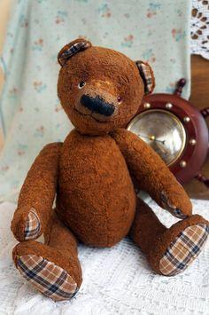 OOAK artist teddy bear  Teddy Bear artists  Teddy Bear
