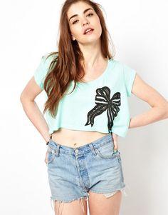 2013 Spring/Summer Fashion Trends: Crop Tops