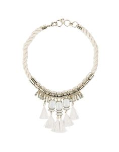Food, Home, Clothing & General Merchandise available online! Rope Necklace, Beautiful Gifts, Cute Gifts, Tassels, Give It To Me, Beads, Day, Bracelets, Mothers