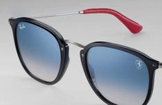 cdcf558b8b Look who s looking at this new Ray-Ban Scuderia Ferrari Collection
