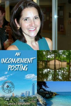 Writer Wednesday - Laura Stephens author of An Inconvenient Posting
