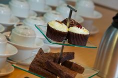 Catering options for meetings at Skene House include home baking. Home Baking, Catering, Food Court