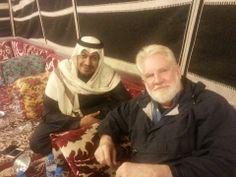 With my fried Sheikh Rayan in Riyadh.