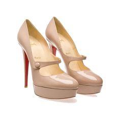 Precious Shoes, from Paris. C. Laboutine.