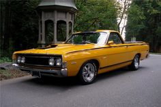 1969 FORD RANCHERO...Re-pin brought to you by agents of #Carinsurance at #HouseofInsurance in Eugene, Oregon