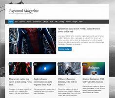 25+ Best Free WordPress Themes of 2013