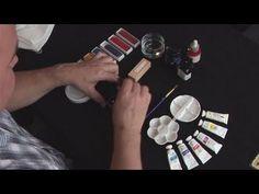 """""""How To Handle Calligraphy Ink Stick And Grinding Stone"""" Подробнейший видеокурс по каллиграфии от известного каллиграфа Veiko Kespersaks. Он работает в Лондонской студии каллиграфии Calligraphy Lettering и является одним из ведущих специалистов в своей области."""