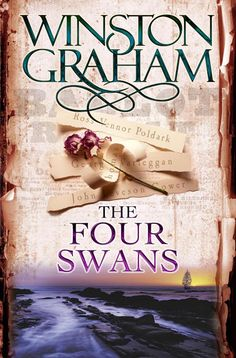 Leggo Rosa: THE FOUR SWANS - POLDARK 6 - di Winston Graham