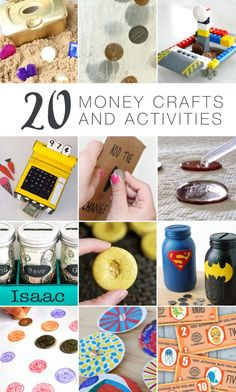 1000 images about money activities for kids on pinterest for Craft businesses that make money