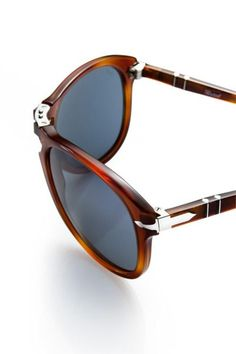 Persol Folding Sunglasses - practical and amazing design.