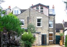 Lyster Grillet & Harding Architects is a medium sized Cambridge based practice, formed in 1956 and now into its second generation of partners. Dormer Loft Conversion, Loft Conversions, 1930s House, Dormer Windows, Attic Apartment, Attic Renovation, Victorian Terrace, Paris Apartments, Window Styles