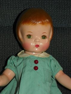 15  Vintage  Composition Effanbee Patsy Doll  !!