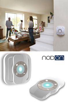 Fernbedienung oder Schalter? Mit NodOn Octan Z-Wave müssen Sie sich nicht entscheiden.