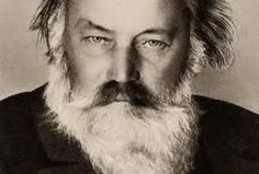 """Straightaway, ideas flow in upon me...directly from God."" ~Brahms"