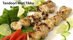 Boneless tikka chicken and salad Tikka Recipe, Eid Food, Fresh Cream, Chicken Tikka, Bbq Grill, Coriander, Grilling Recipes, Chutney, Yogurt