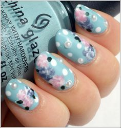 Spotlight On: Spring Nail Art and Looks