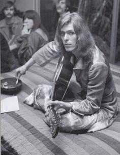 '70s David Bowie