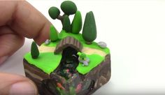 Polymer Clay and Resin Scenes – Polymer Clay