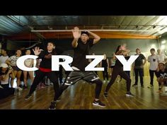 """CRZY"" - Kehlani Dance | @MattSteffanina Choreography #CRZYstrong (Crazy) - YouTube"