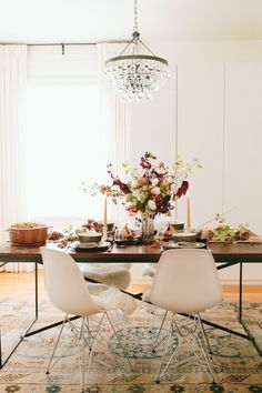 Bringing Nature to the Table - Sacramento Street #currentlycoveting