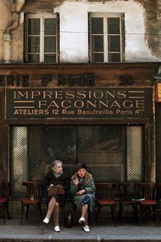 Le Marais, 12, rue de beautreillis, Paris IV