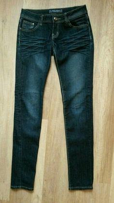 Schöne dunkelblaue Jeans Gr.38
