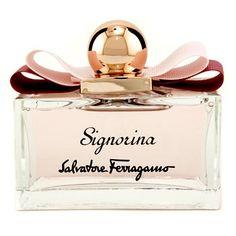 Salvatore Ferragamo - Signorina Eau De Parfum Spray 100ml/3.4oz Salvatore Ferragamo http://www.amazon.ca/dp/B00BH4KNSW/ref=cm_sw_r_pi_dp_rnRwub0M2WMAD