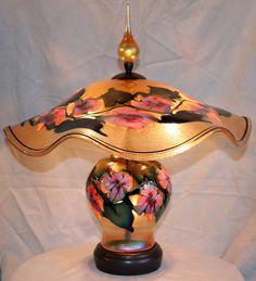 Lotton art glass lamps - exquisite