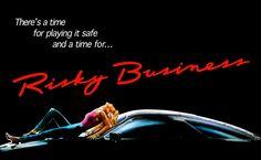 Risky-Business-Porsche-Poster