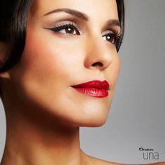 Maquie-se e mostre sua personalidade para o mundo. #maquiagem #look #naturauna  rede.natura.net/espaco/luciaconsultoranatura