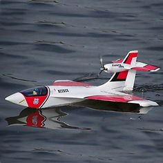 RC Lander EPO 864mm Wingspan Polaris RC Seaplane Airplane PNP almost any surface including water ice snow grass and more making it an incredibly versatile model * Learn more by visiting the image link. This Amazon pins is an affiliate link to Amazon.