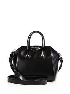 Givenchy - Antigona Mini Leather Satchel