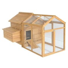 DIY Chicken Coop This is it! by jeri