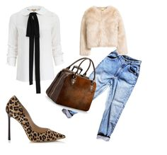 """""""Untitled #7"""" by varodi-maia on Polyvore featuring Michael Kors, Jimmy Choo and Aspinal of London"""